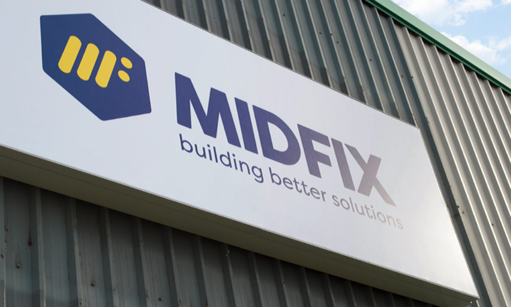 Flexface signs from MX Display